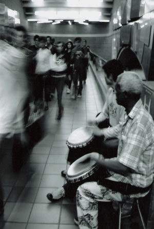 Traditional Djembe Rhythms of West Africa | TonTinKAN net